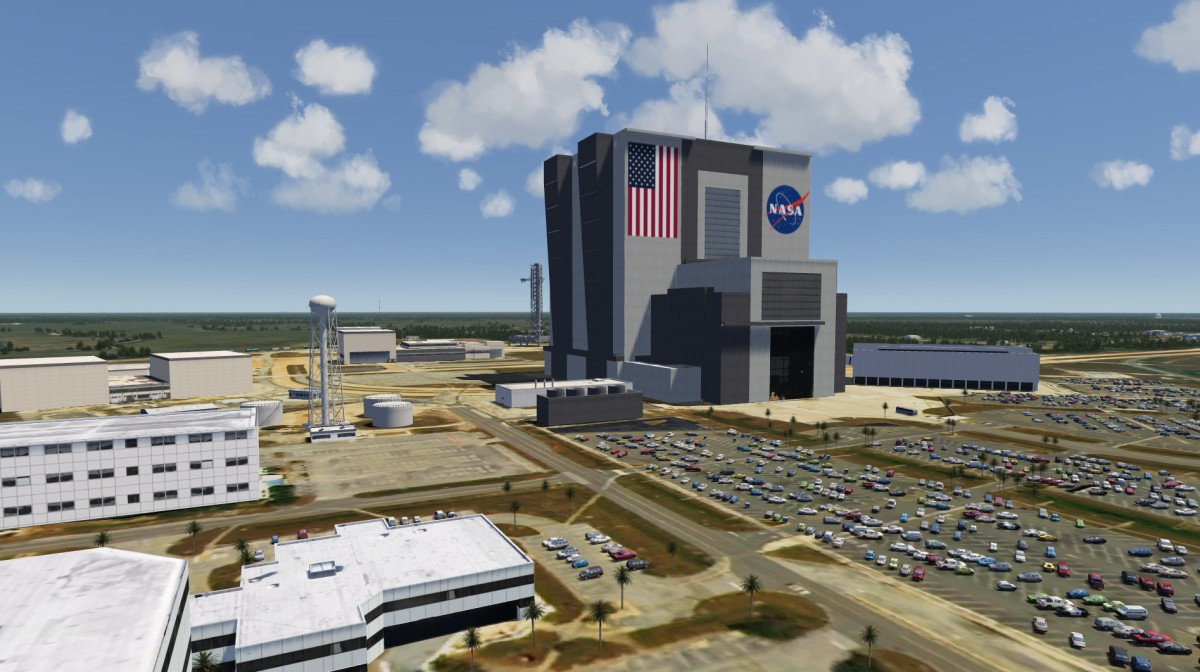 Apollo 50 PREVIEW: Vehicle Assembly Building