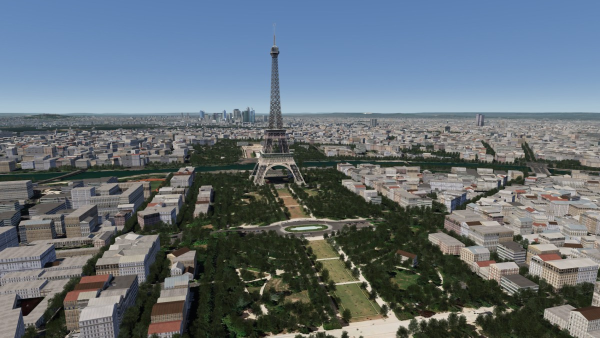 Paris - Champ de Mars