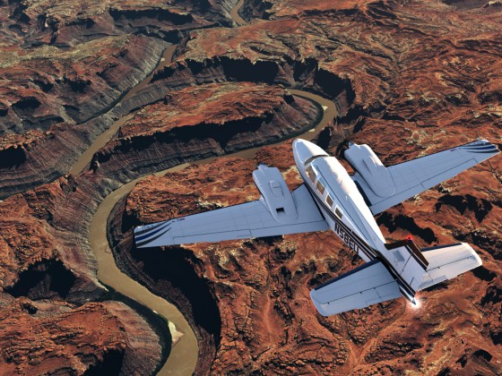 Utah-Canyonlands+Beech 58