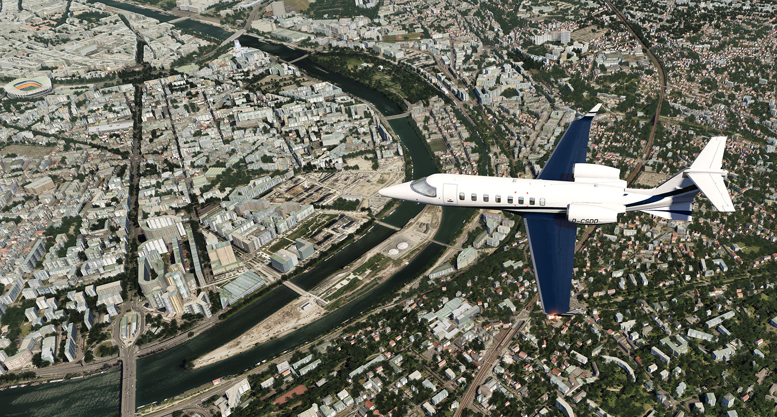 France VFR Paris IDF