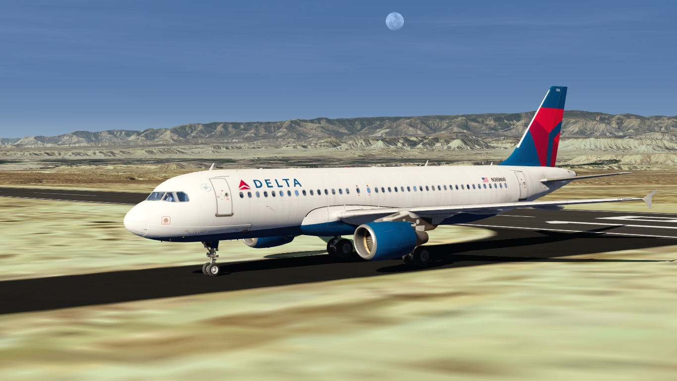Taxing after small flight from Salt Lake City to Carbon County