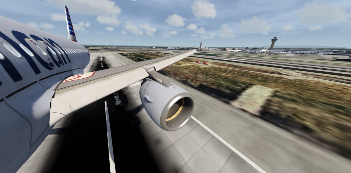 Beautiful Flight From KLGB-KLAX
