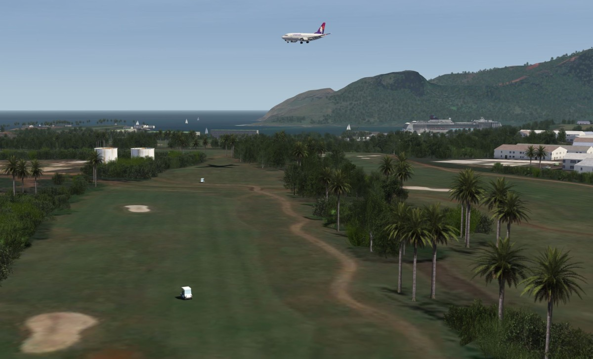 Lihue Airport - Ocean Course, Hole #3