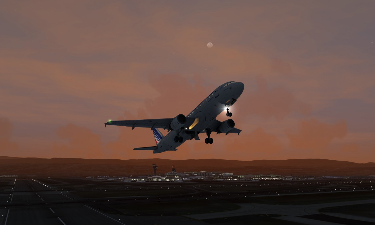 Morning depart 2 from San Francisco