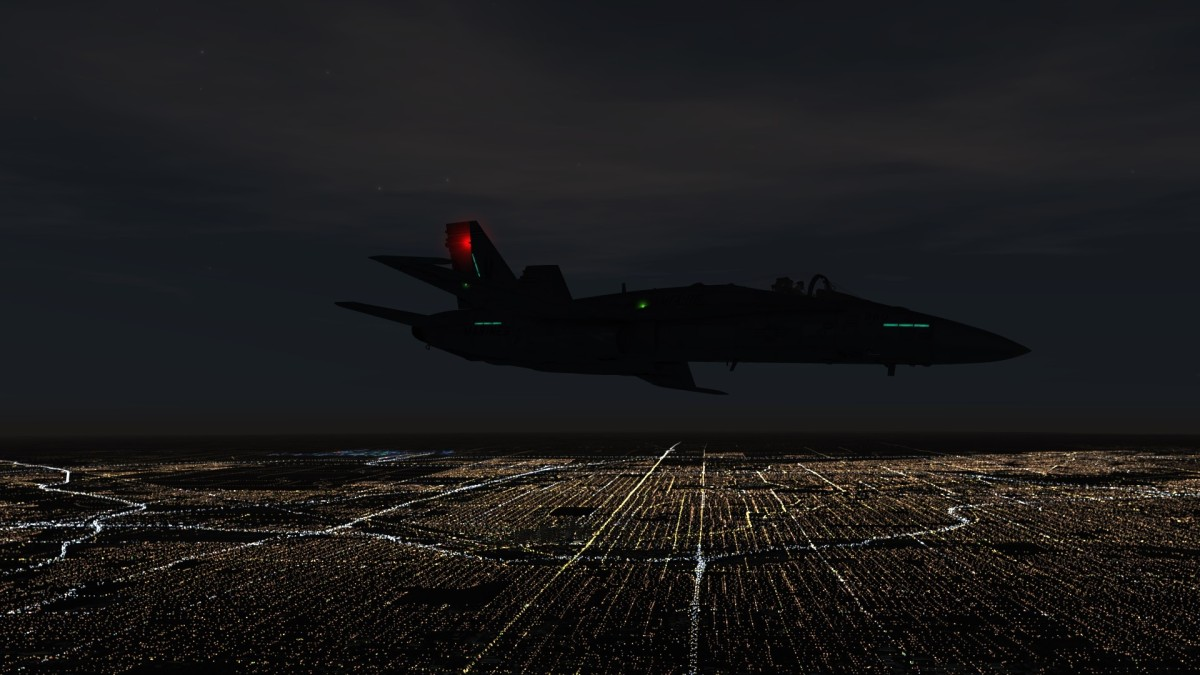 US - DENVER - West Coast Night VR mode ''Quality'' by rairic!