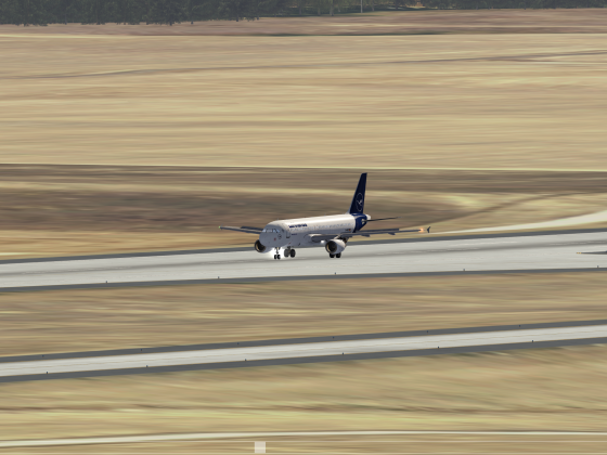 A320 Performing RTO on runway 26 in Denver