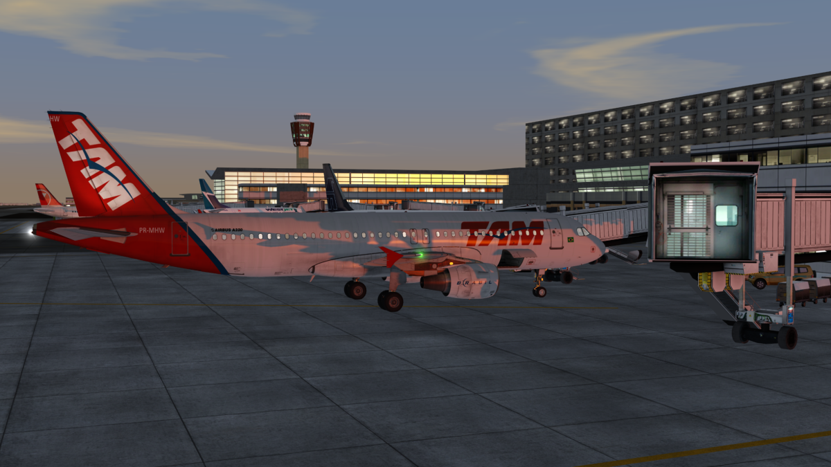 A320 changing crew in Phoenix to fulfill a new flight next PHX-FAT-PHX