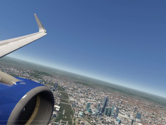 New A320 with Sharklets Landing at London City Airport Video