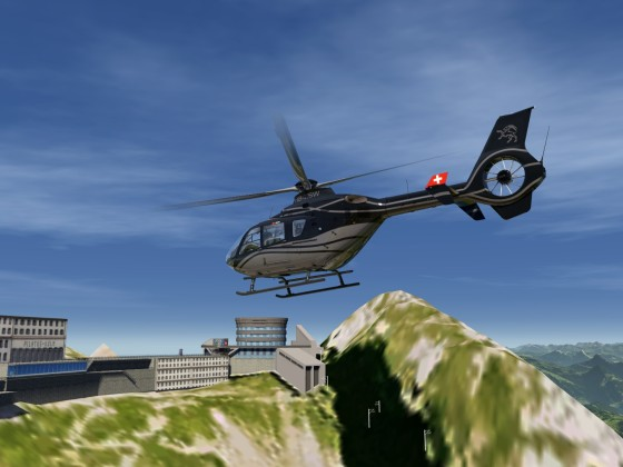 CH - Arrival at the top of Pilatus!