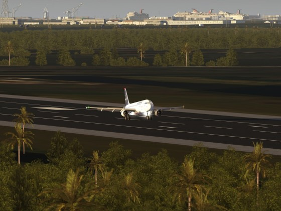 Touch Down in KTTS