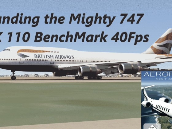 (VIDEO)Aerofly FS 2 for LOW-END Computers