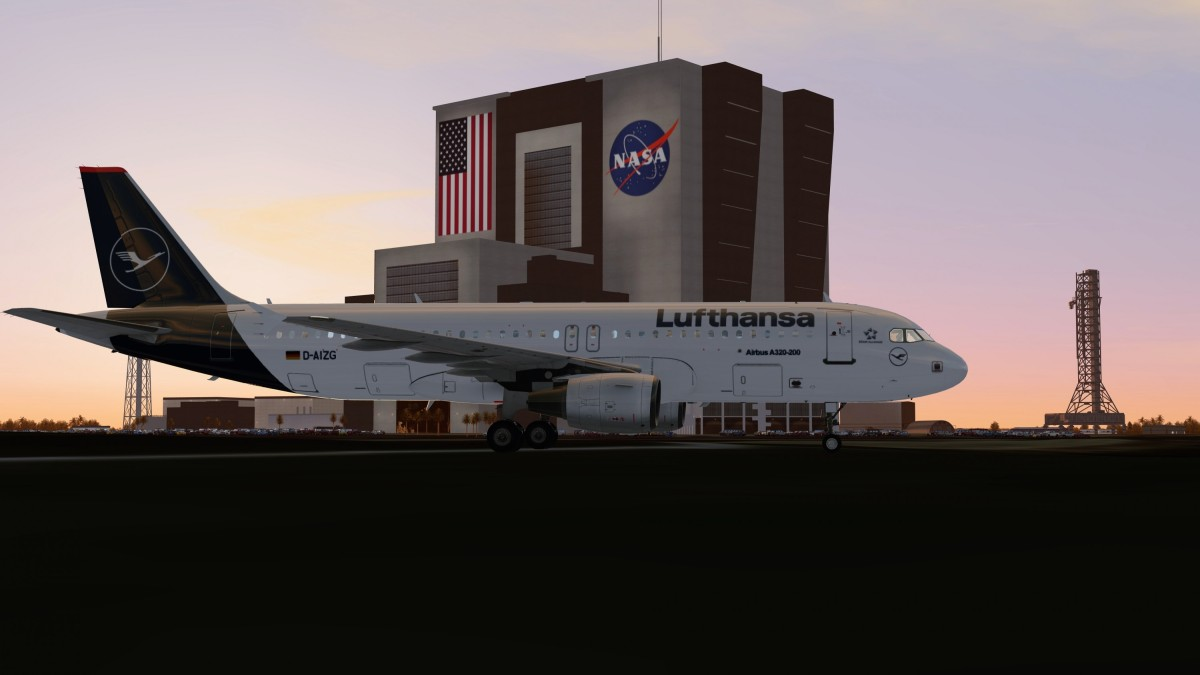 Airbus in NASA Waiting for Falcon 9 Launch