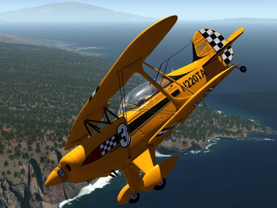 At the steep shores of Molokai+Pitts-S2_3