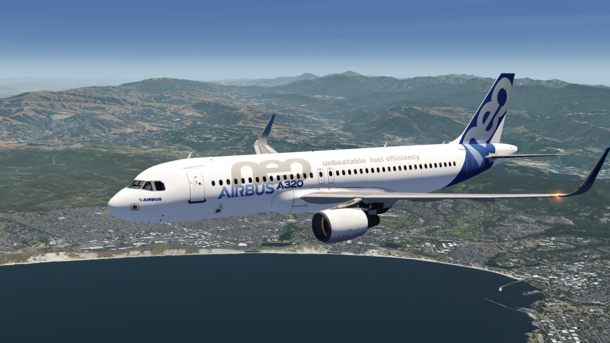 Airbus A320 NEO Livery