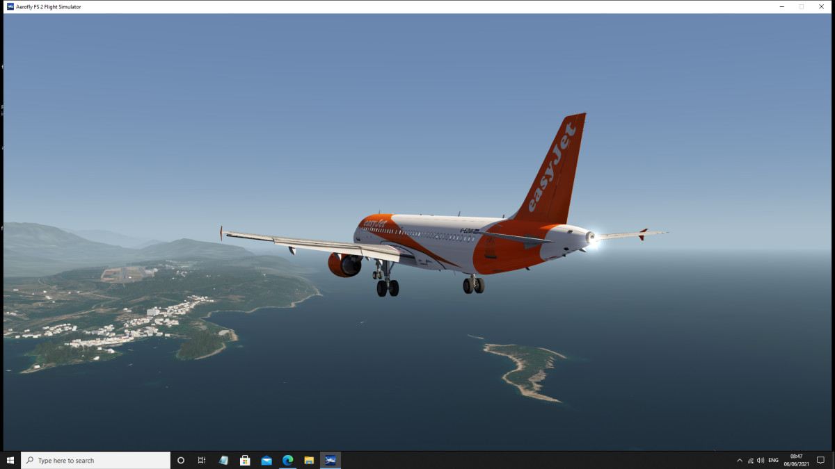 Approach to Dubrovnik