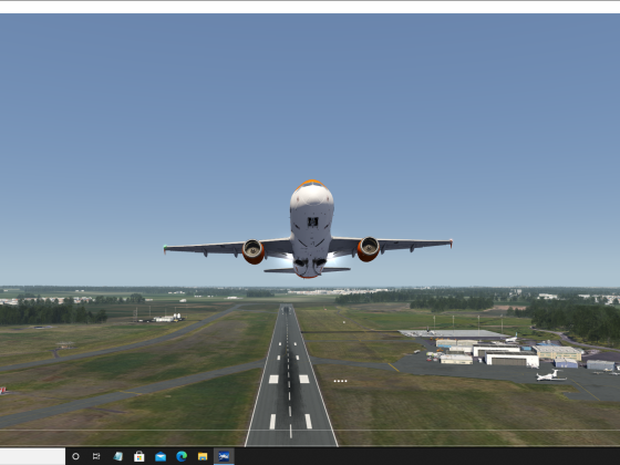 Departing EGNT Newcastle