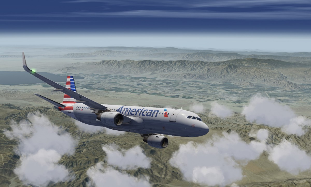 American Airlines A320