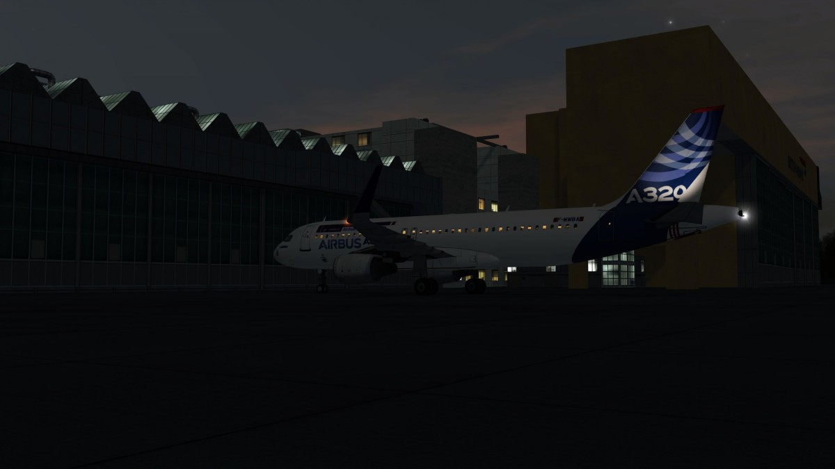 A320 In preparation for your last critical test (VMU)!