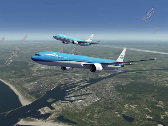 New AI Traffic for Aerofly FS 2 PC, Video