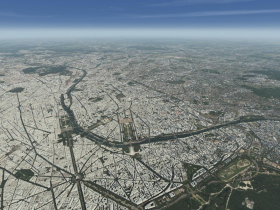 Some Paris 3D Automation preview