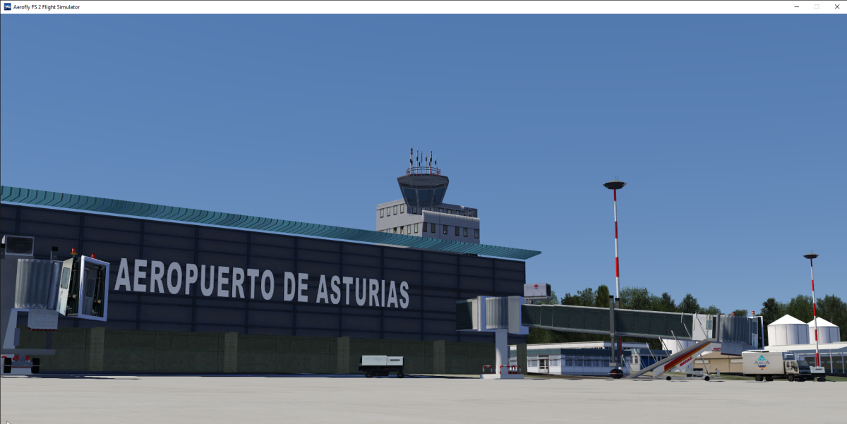 Asturias coming later today.