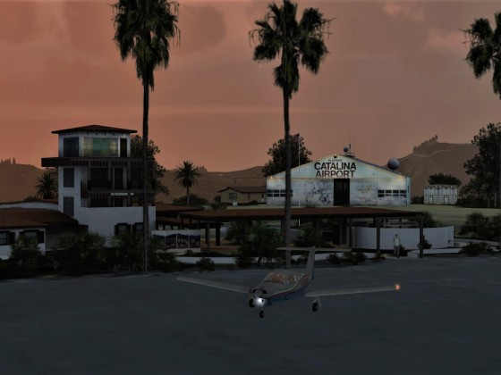 Catalina Island Evening