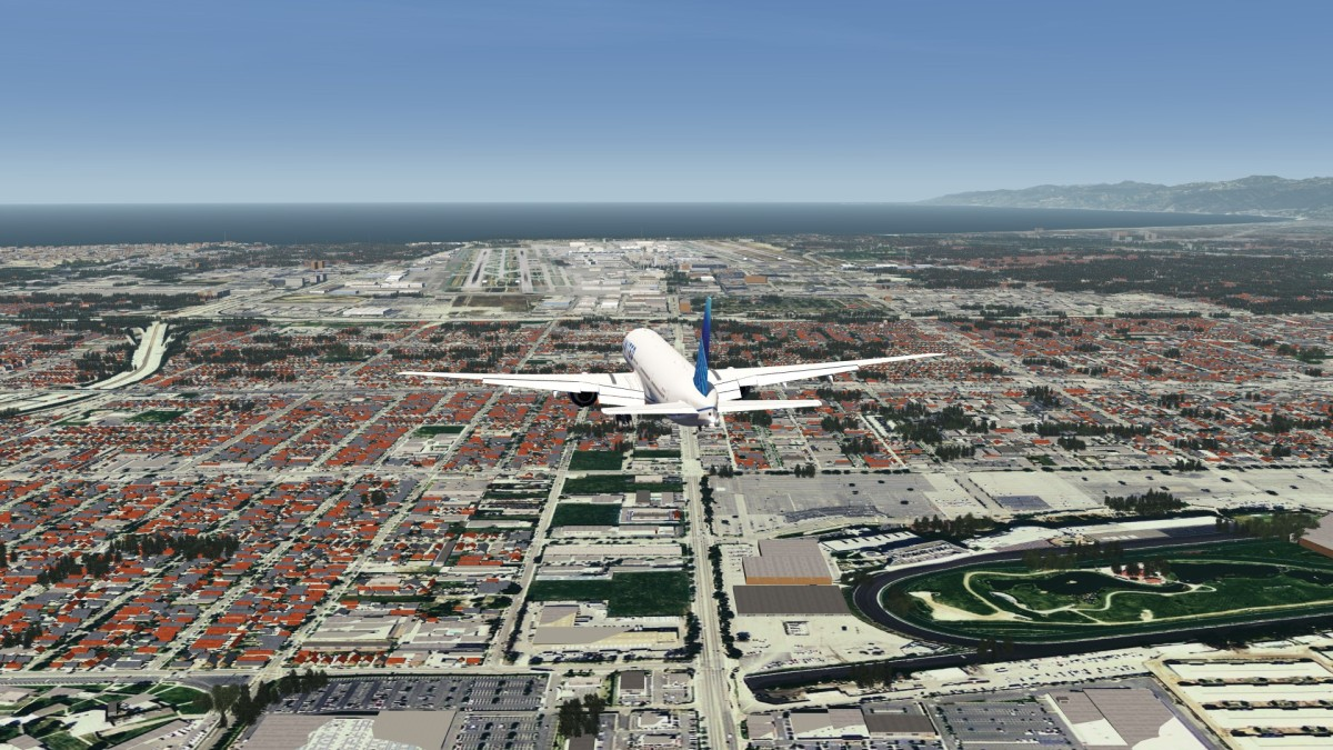 My KLAX cultivation available on flight-sim.org