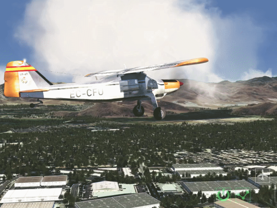 The Dornier can be found on the internet...Reno to Carson City