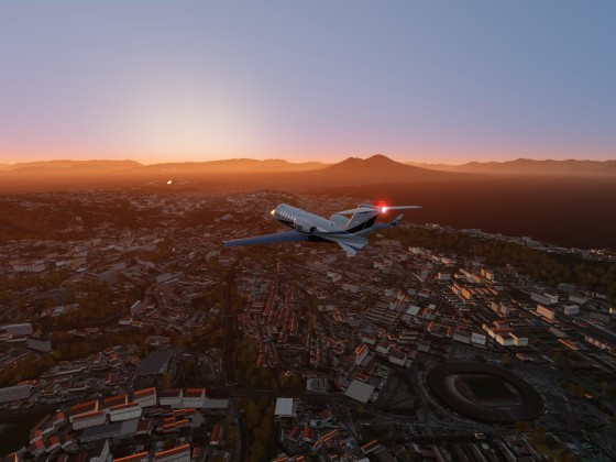 "Flying ""Bella Italia"" with Cultivation"