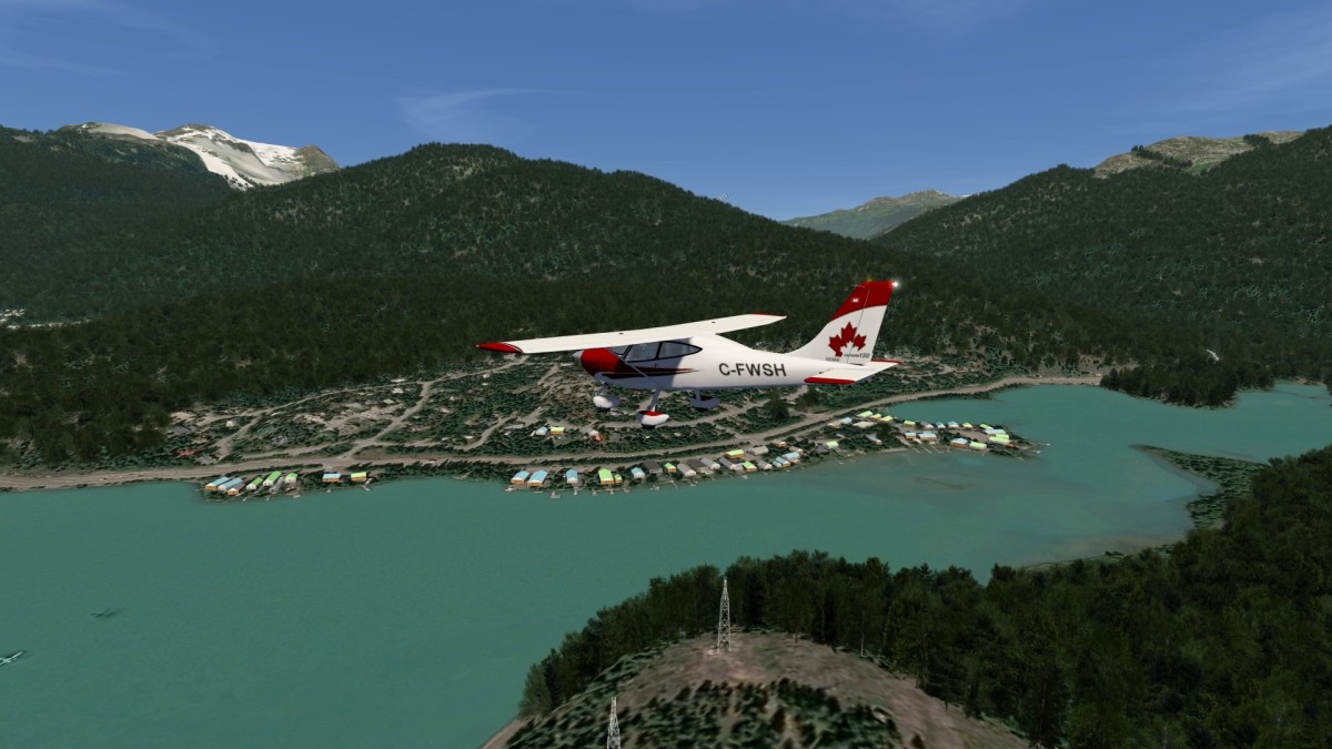 CA - British Columbia SW (Part 1) ''Whistler Region''