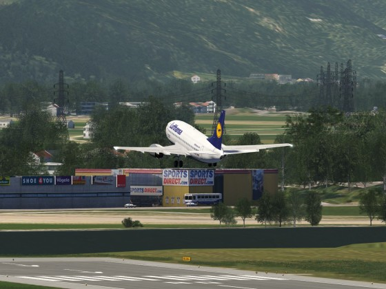 Innsbruch Take off