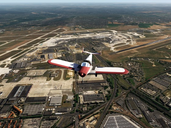 Paris-Orly airport_LFPO+Ercoupe415