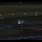 Landing in Denver after finalizing your operation with passengers and restarting its tests with the future Sharklet