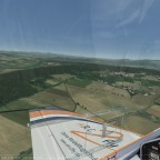 Near my airfield (LFHA Issoire-le-Broc, France) approching south west