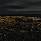 Cessna 172 IFR NIGHT FLIGHT AT DENVER REGION❤️