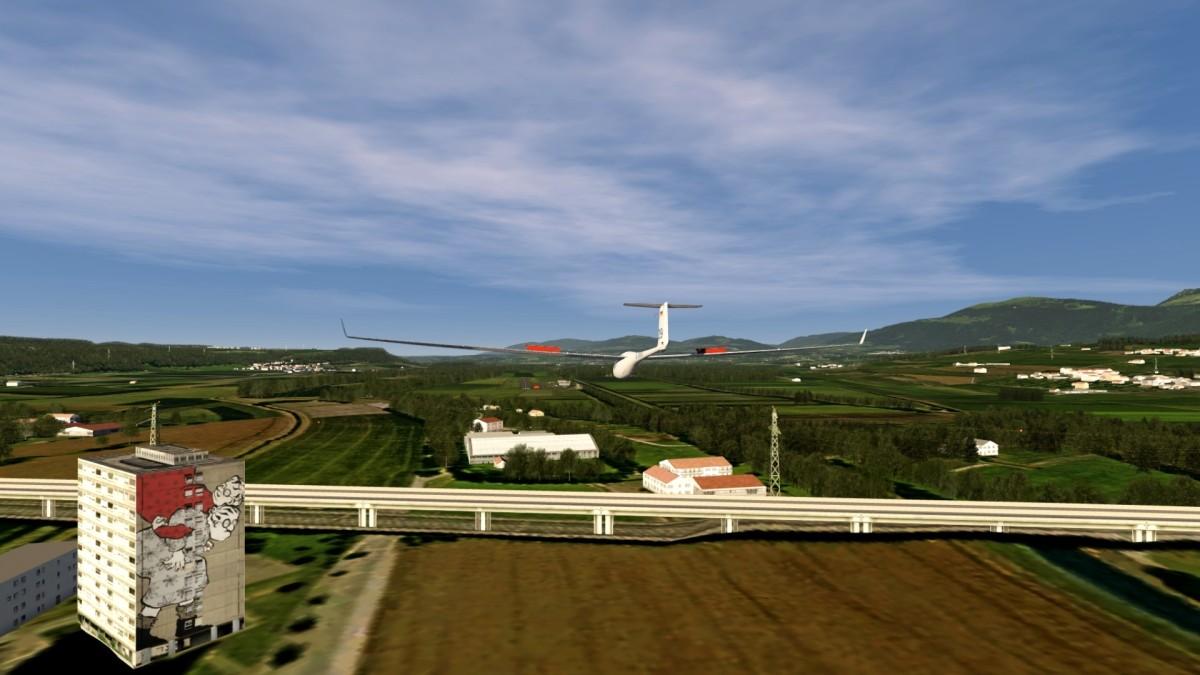 CH - Approach to LSGY - Yverdon