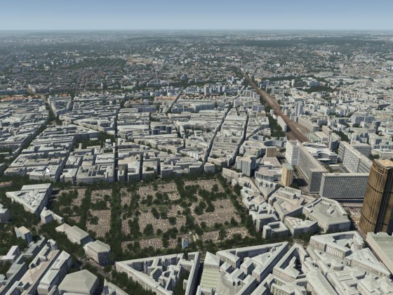 Some more Paris 3D Automation previews
