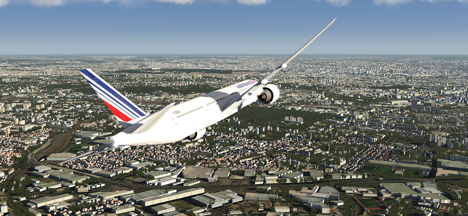 T7 over Paris