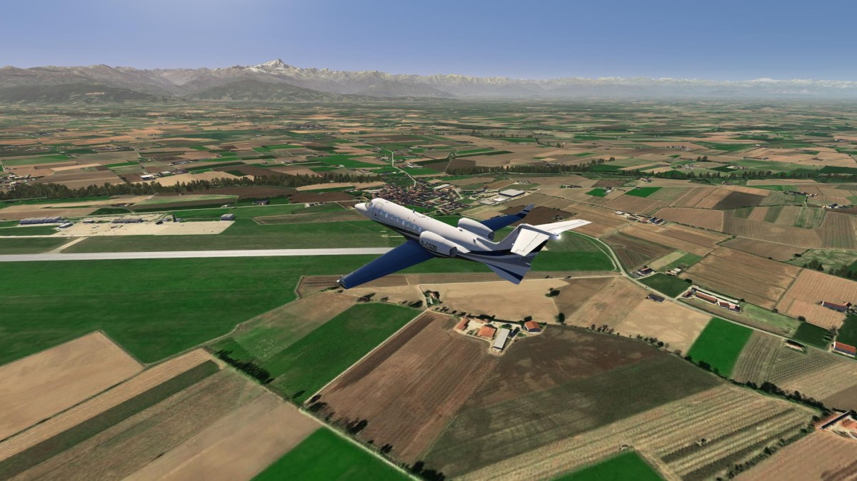 """Flying """"Bella Italia"""" with Cultivation"""