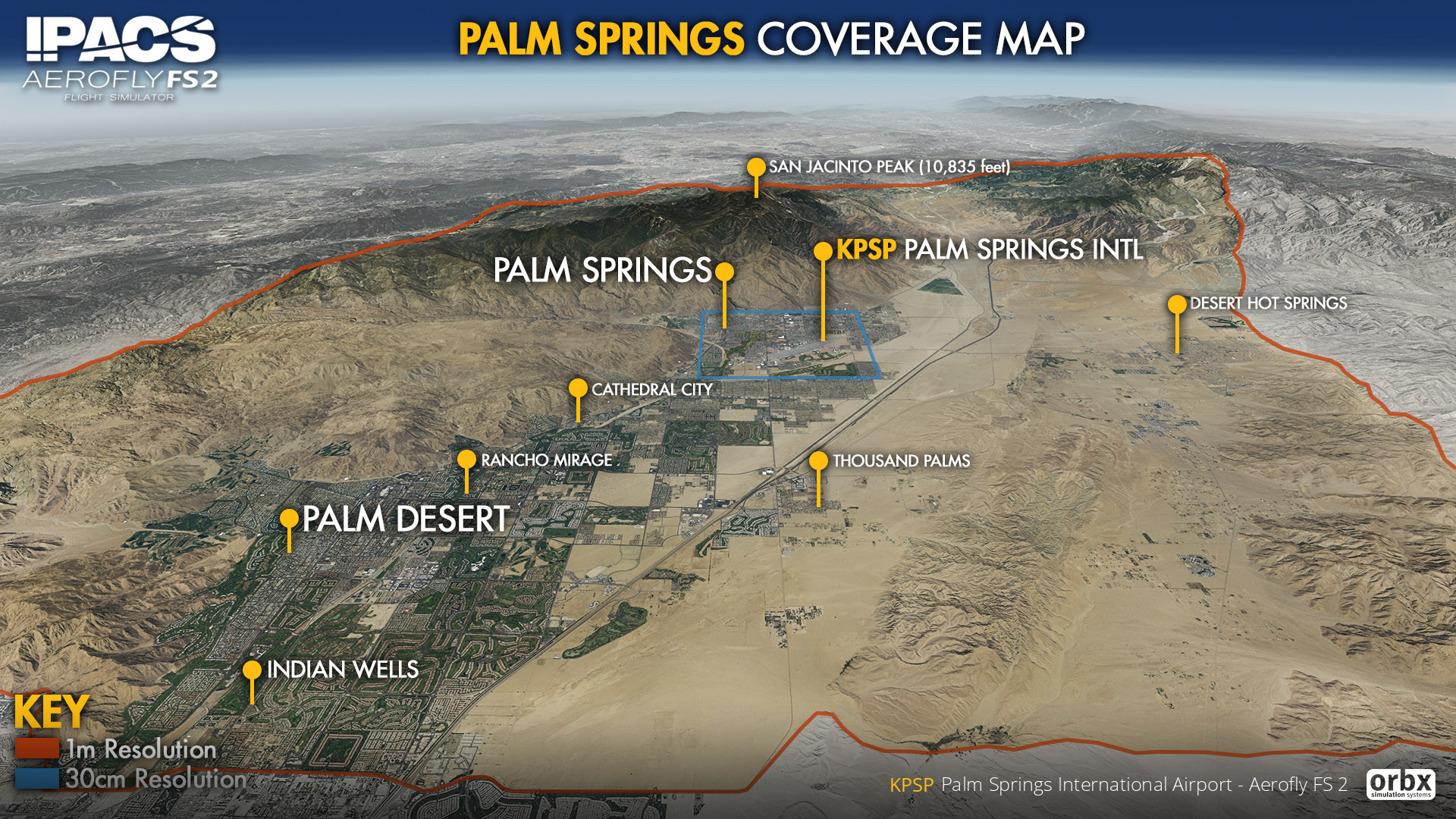 ORBX Palm Springs Intl - Now Available! - General discussions