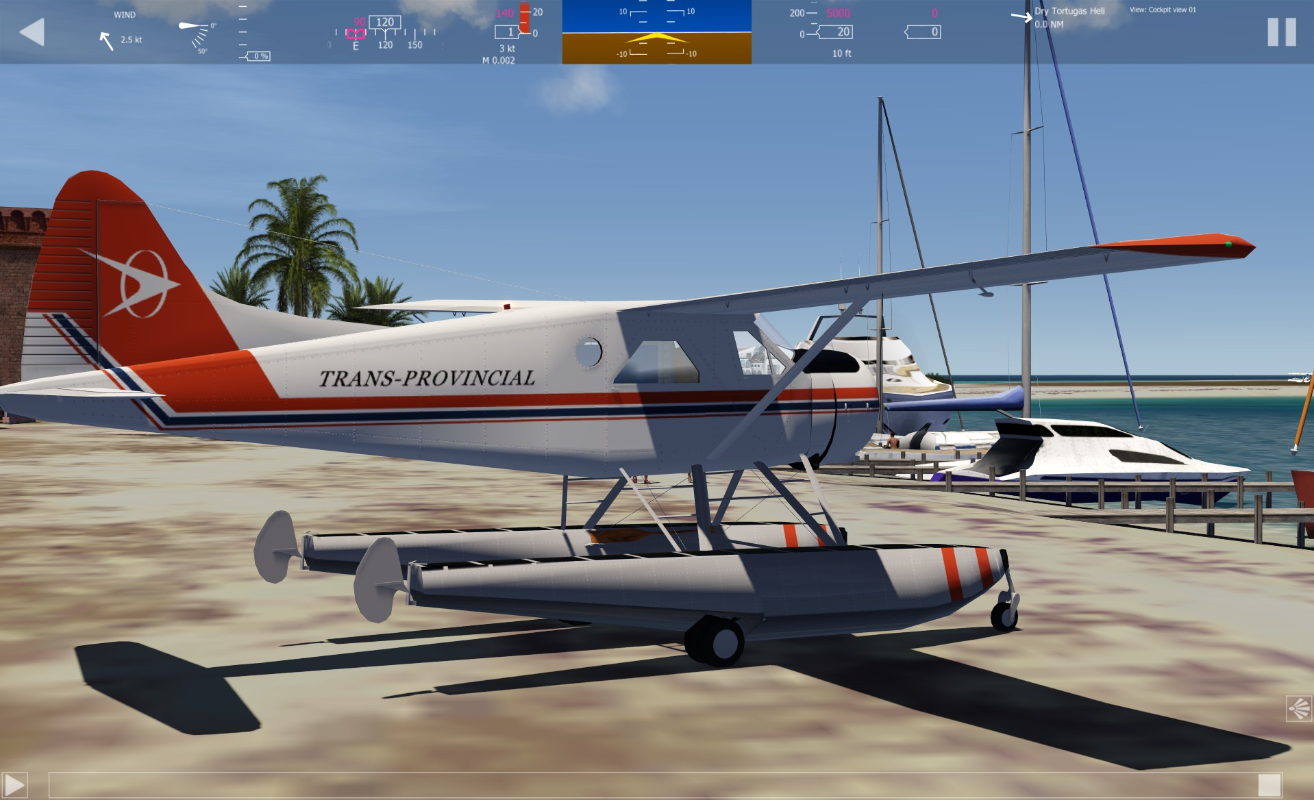 famous bush plane now flying in FS2 - Developer discussions