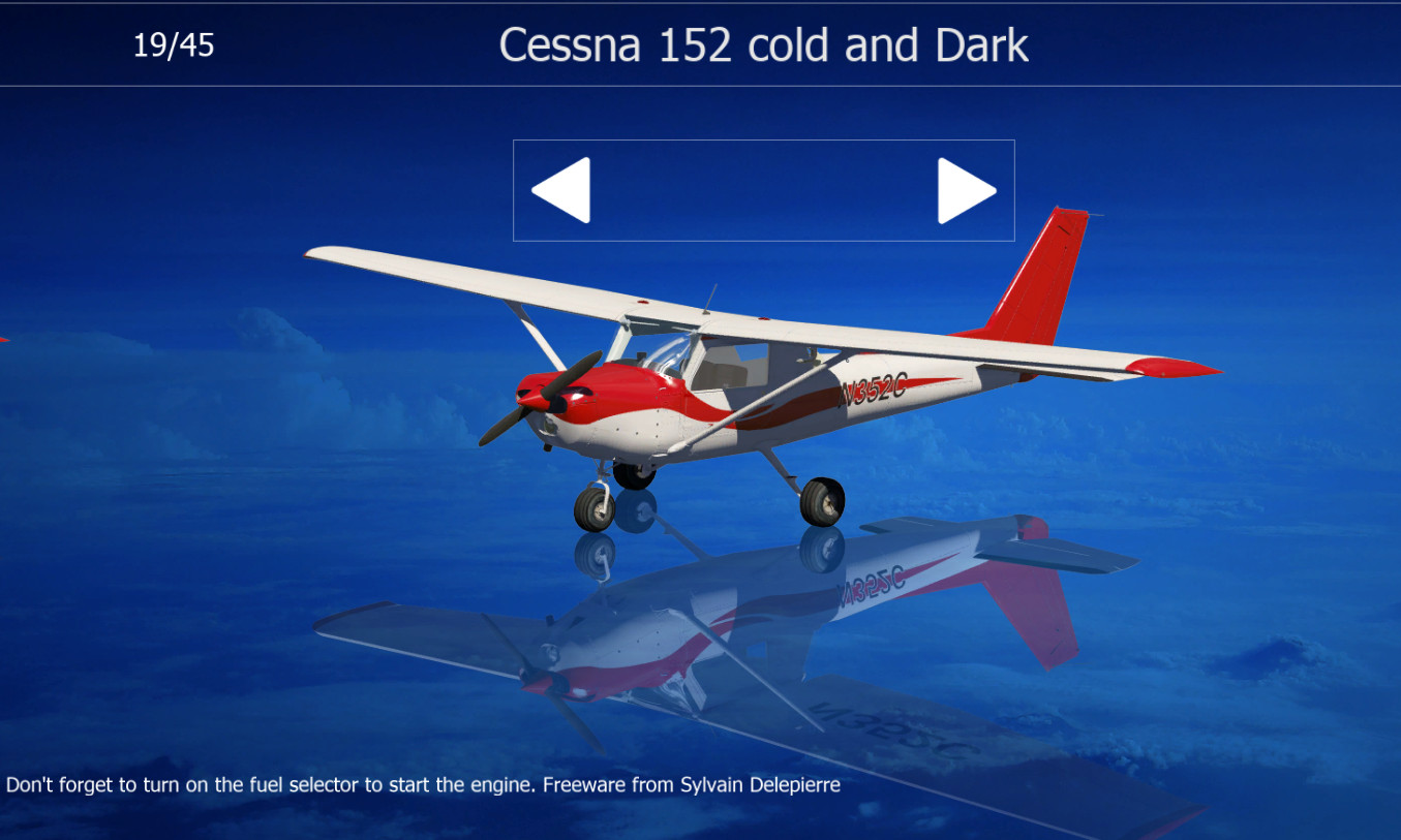 Another C152 - freeware - General discussions - IPACS