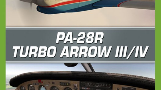 NEW!!! The PA-28R Turbo Arrow III / IV (for AFS 2) available for