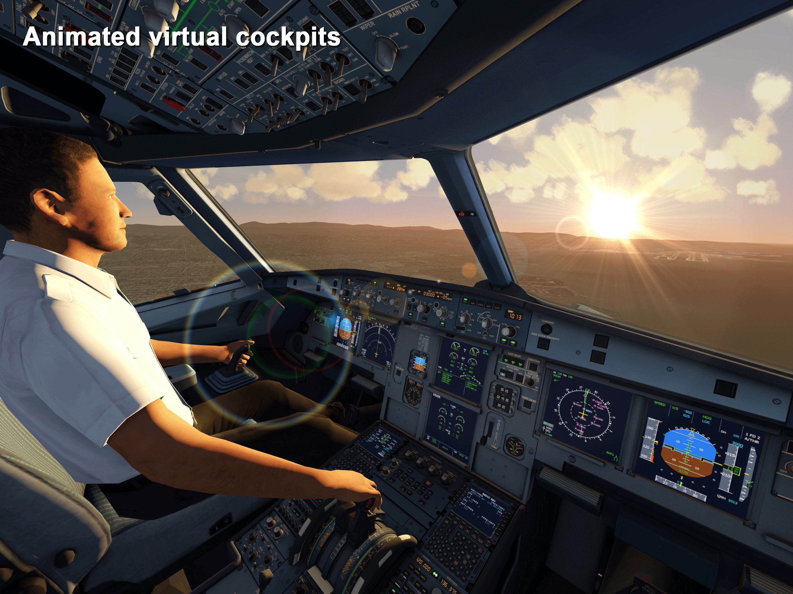 Aerofly FS 2019 for IOS Released! - General discussions