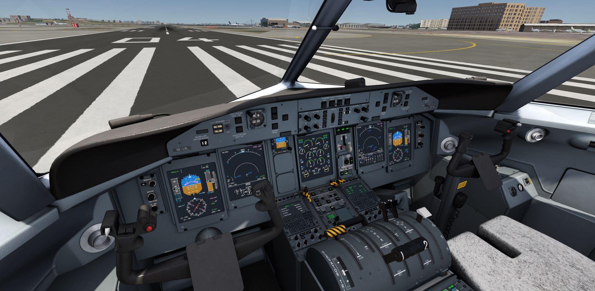 aircraft dash8 q400 flight deck rh aerofly com HP NC4200 User Manual